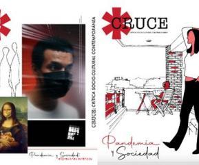 Revista cruce pandemia y sociedad: expresiones estéticas